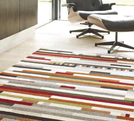 Kusový koberec Sevilla 4739/6S01, 135 x 190 cm
