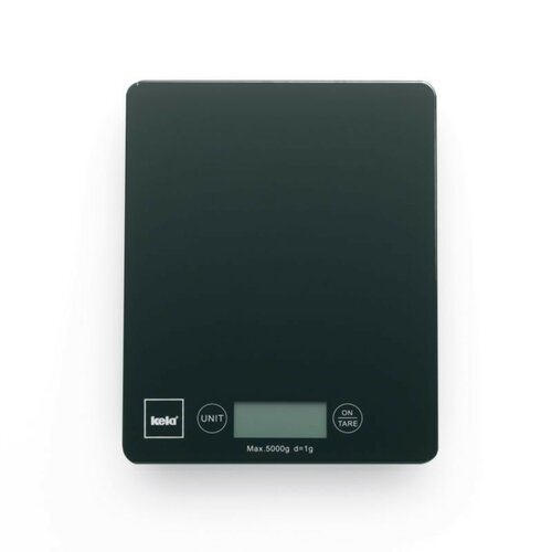 Kela Váha kuchyňská digitální 5 kg PINTA, černá