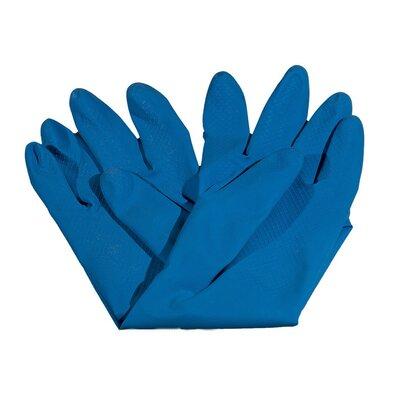 Mănuși de curățenie LATEX, măr. S