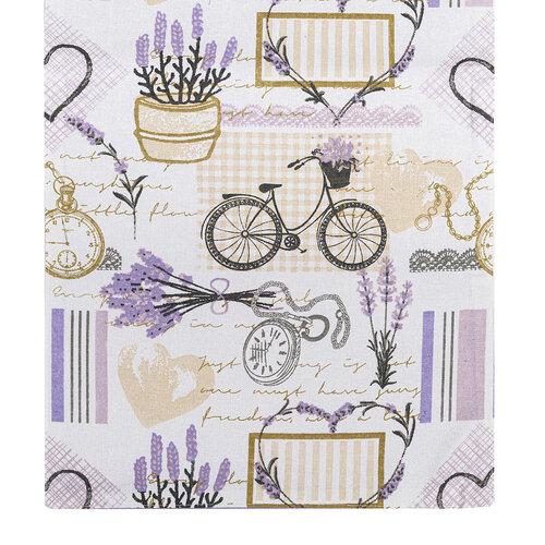 Față de masă 4Home Lavender, 80 x 80 cm