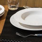 Banquet Blanche sada talířů, 12 ks
