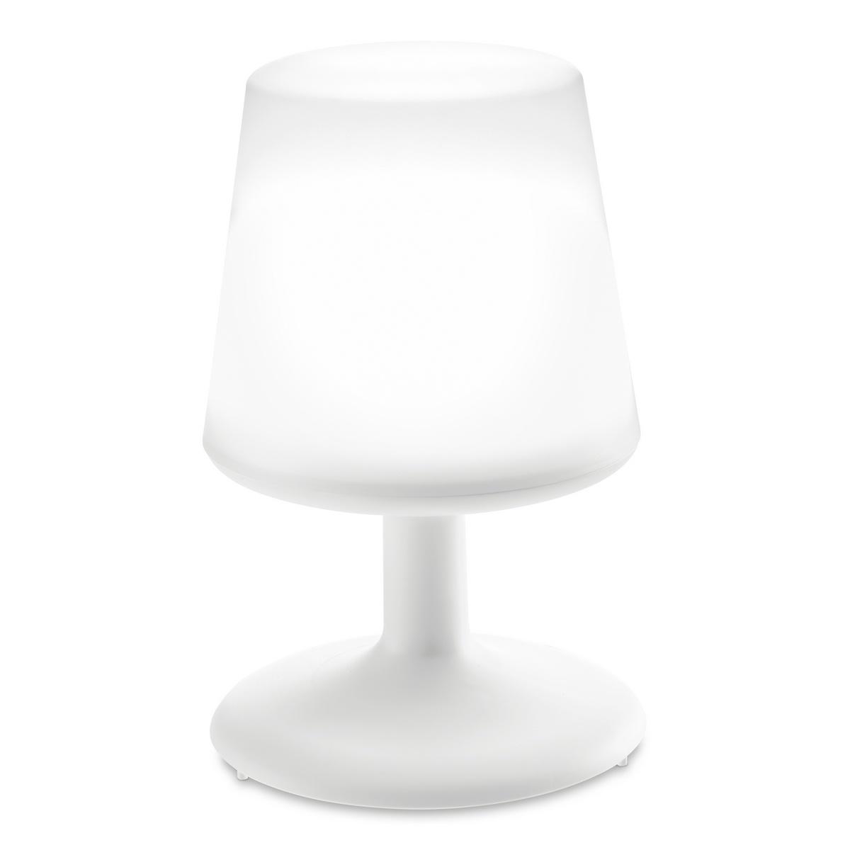 LIGHT TO GO lampa KOZIOL (barva-bílá)