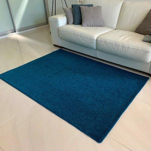 Kusový koberec Eton Lux tyrkysová, 120 x 160 cm