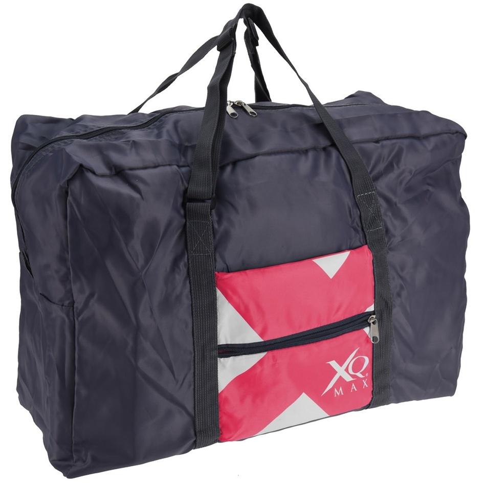 Koopman Skládací sportovní taška Condition růžová, 35 l