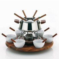 Set fondue ARMATA, 23 piese, inox