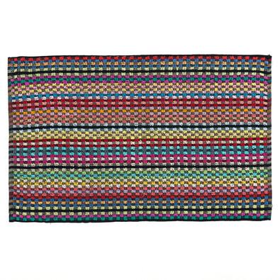 Ručník pracovní černá, 50 x 78 cm