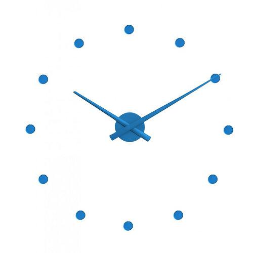 Nomon OJ nástěnné hodiny modrá