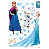 Decorațiune autocolantă Elsa, Anna, 42,5 x 65 cm