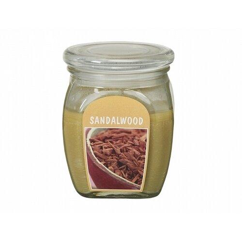 Lumânare la borcan Santal, 430 g