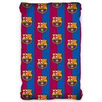 Prześcieradło bawełniane FC Barcelona, 90 x 200 cm