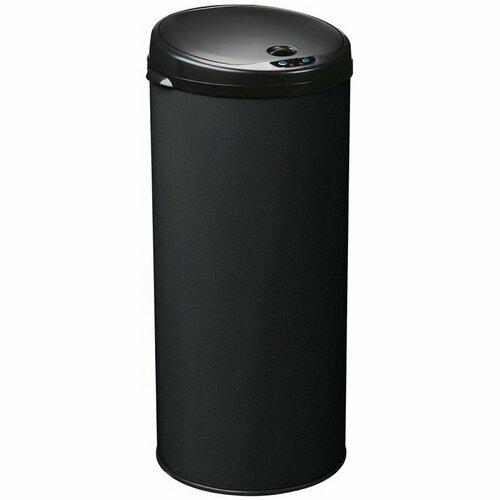 Rossignol Bezdotykový odpadkový koš Sensitive 45 l, černá