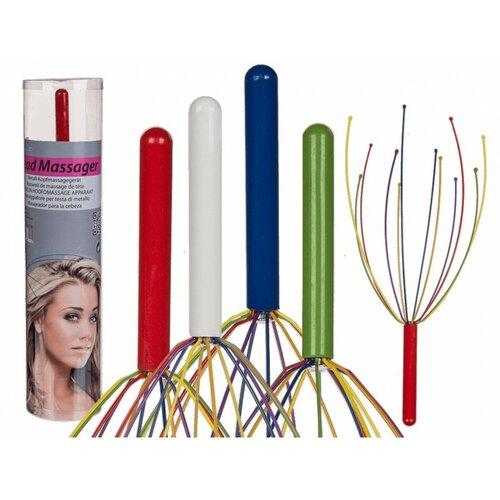 Antistresový nástroj pro masáž hlavy, 24 cm