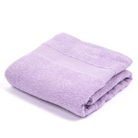 Prosop Olivia, violet deschis, 50 x 90 cm