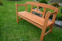 Zahradní lavice LUB