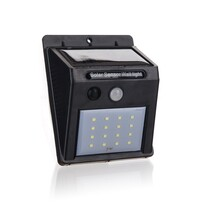 Lampă solară Happy Green Sensor 16 LED, 12,5 cm