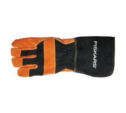 Dámské rukavice, Fiskars, 160001, oranžová, 29 cm