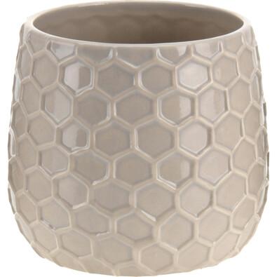 Osłonka ceramiczna Honey, beżowy