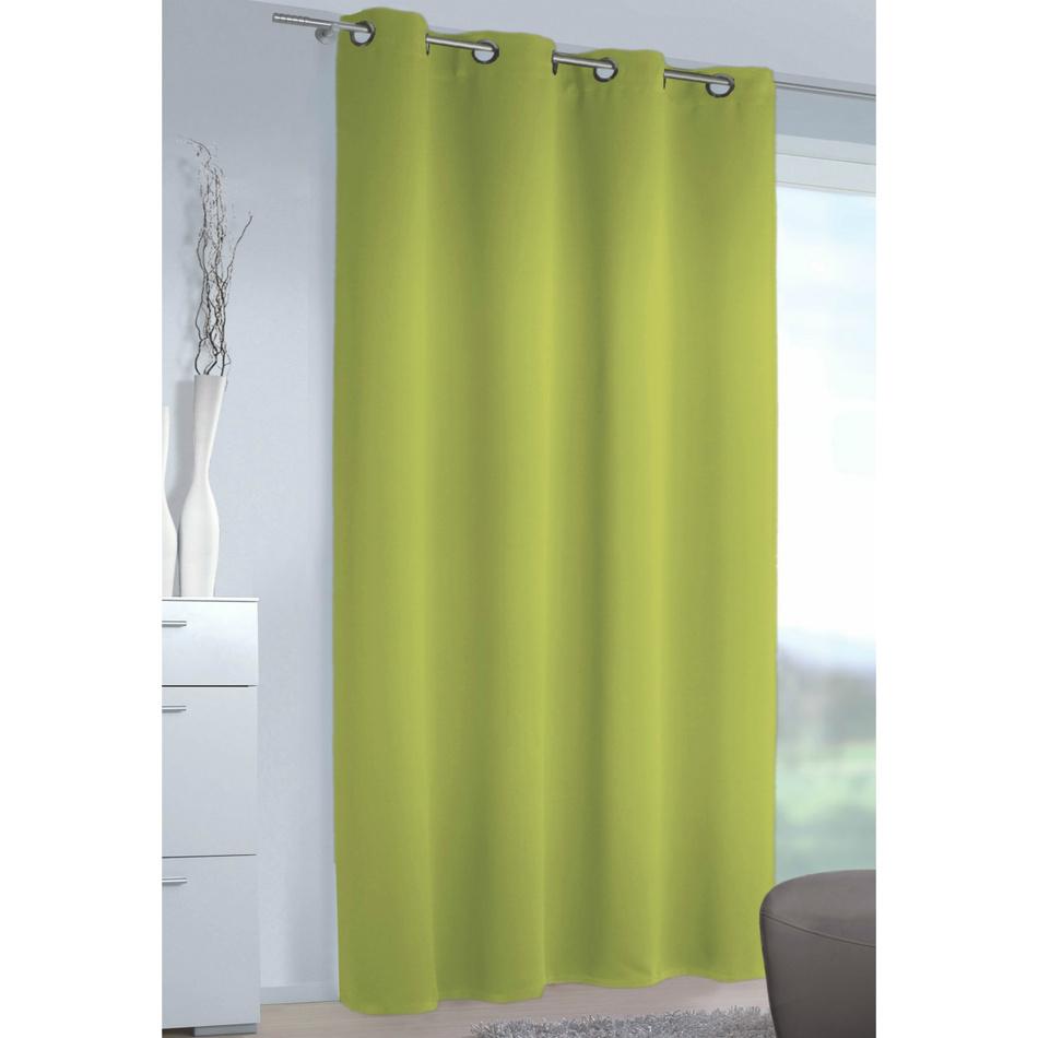 Albani Zatemňovací záves Mia zelená, 140 x 240 cm