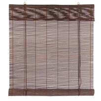 Roleta bambusová teak, 80 x 160 cm