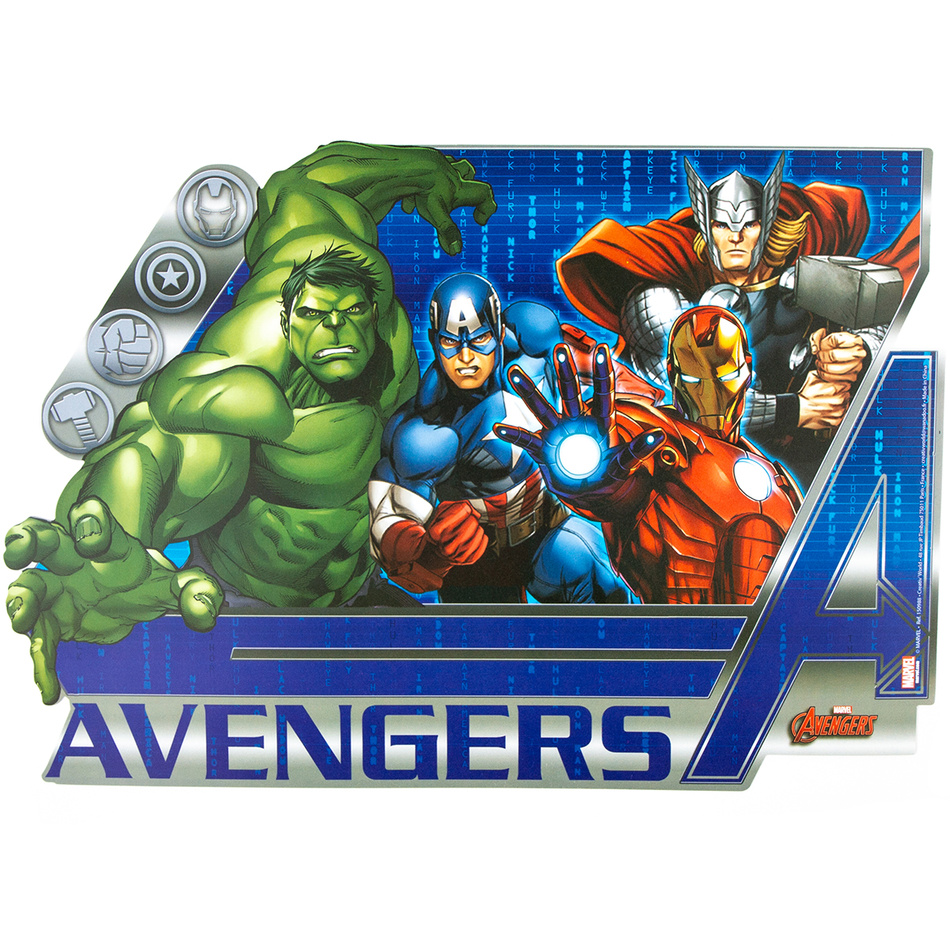Koopman Prostírání Avengers, 30 x 40 cm