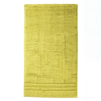 Ručník Nicola olivová, 30 x 50 cm