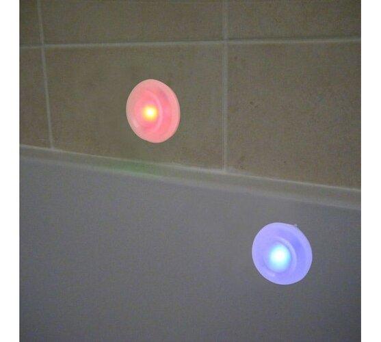 Světýlka do vany