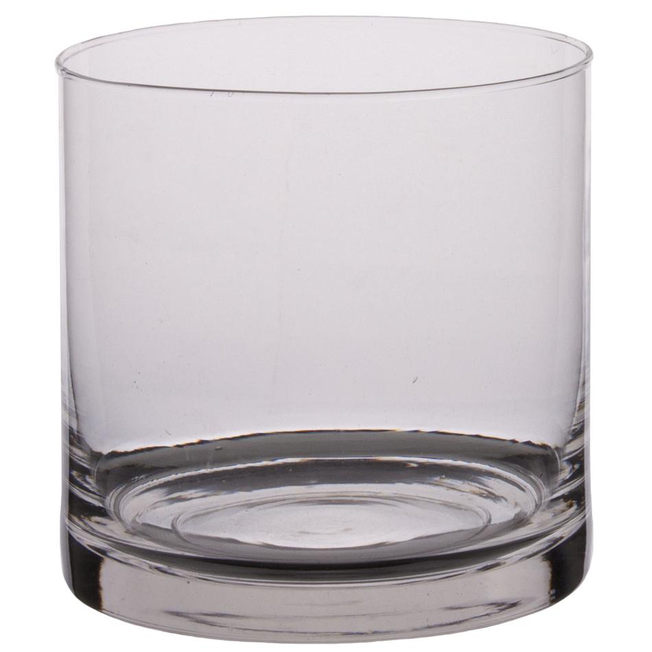 NG 49832 Váza VÁLEC MAXI skleněná d15x25cm 150x150x250