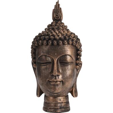 Posąg głowa dekoracyjna Buddha