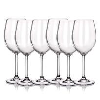 Banquet Crystal poháre na červené víno 6 ks