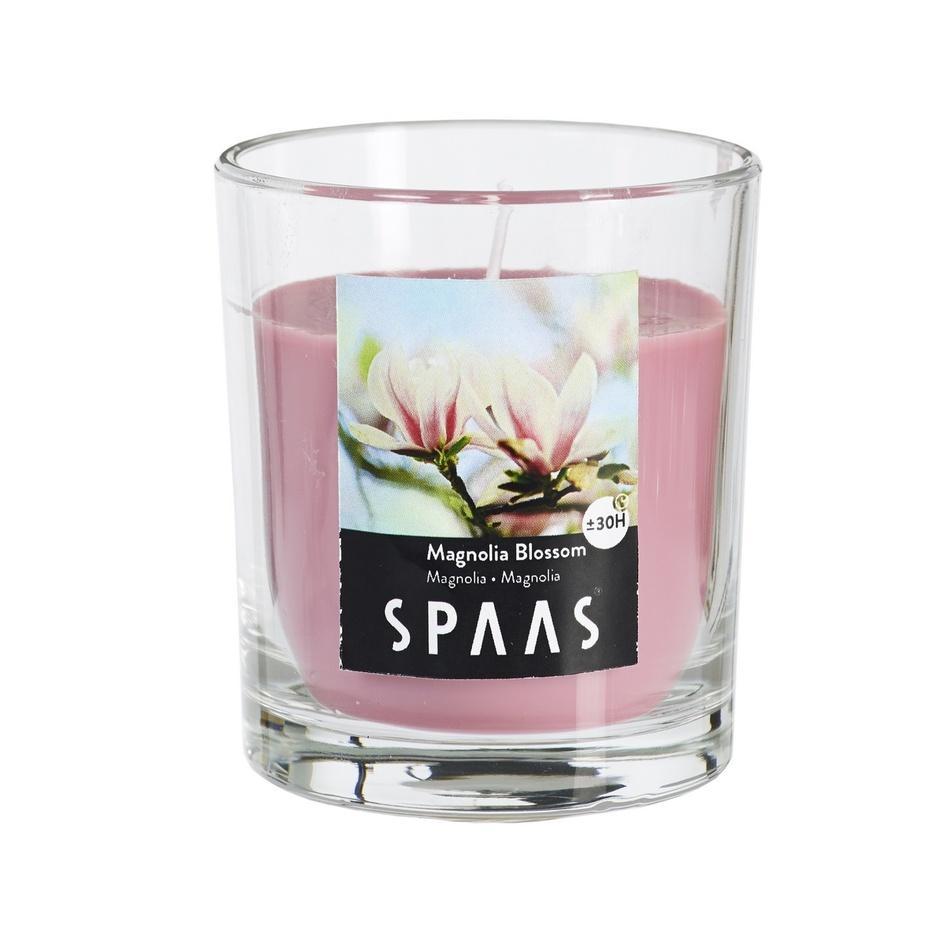 SPAAS Vonná svíčka ve skle Magnolia Blossom, 7 cm , 7 cm