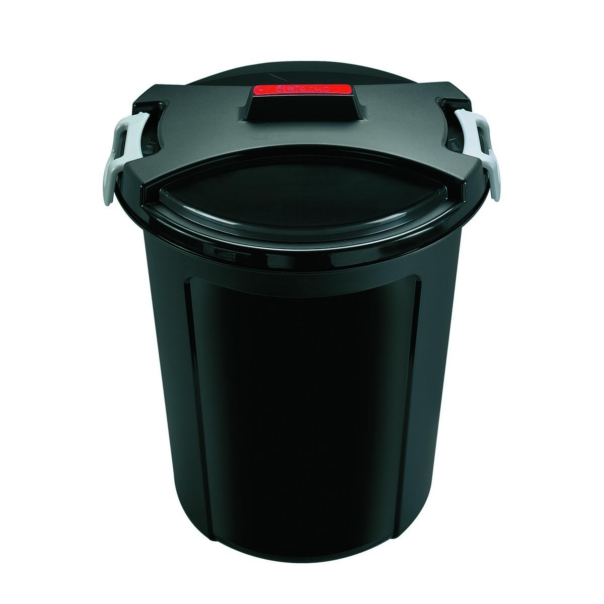 Coș de gunoi Heidrun 48 x 55 cm, 46 l imagine 2021 e4home.ro