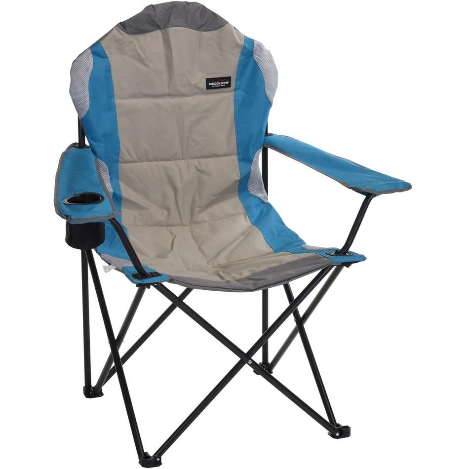 Skládací židle Redcliffs, modrá