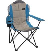 Krzesło składane Redcliffs, niebieski