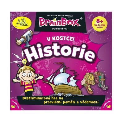 Hra V kostce Historie Albi