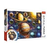 Trefl Spiral puzzle Slnečná sústava, 1040 dielikov