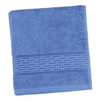 Ręcznik kąpielowy Kamilka Pasek niebieski