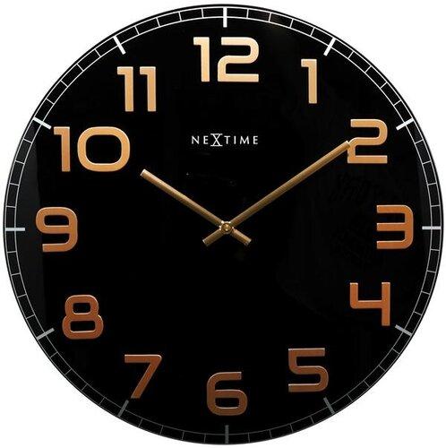 Nextime Classy Large 3105bc nástěnné hodiny