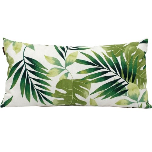 Domarex Povlak na polštář Green Leaves, 30 x 50 cm, 30 x 50 cm