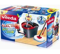 Vileda Electro Easy Wring and Clean mop set