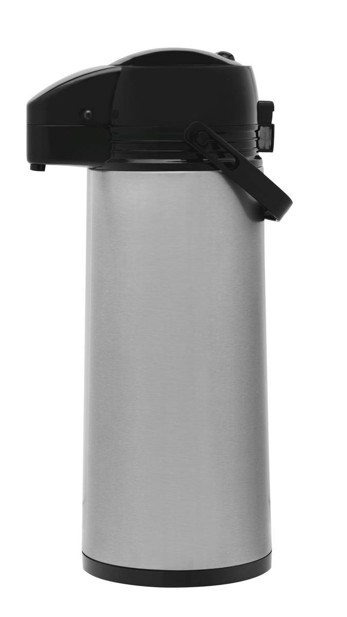 Florina Termoska s pumpičkou 1,9 l, nerez,