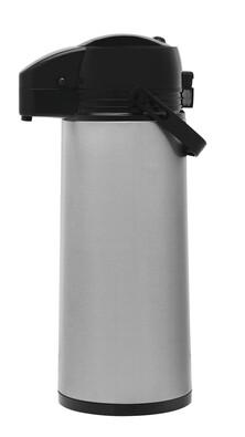 Florina Termoska s pumpičkou 1,9 l, nerez