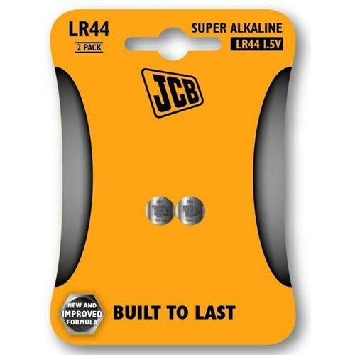 JCB alkaliczna bateria LR44 blister 2 szt.