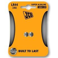Solight JCB alkalická batéria LR44 blister 2 ks