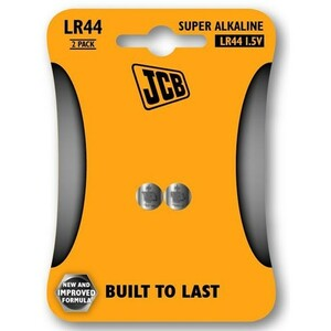 Baterie JCB LR44/A76 2ks