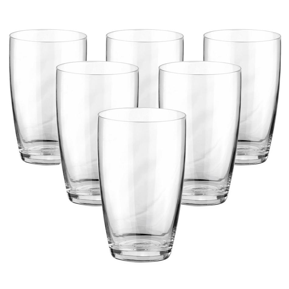 Tescoma Crema szklanka 500ml, 6 szt.306255
