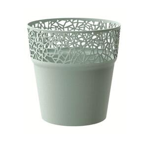 Prosperplast Obal na květináč Tree šalvějová, pr. 14,5 cm