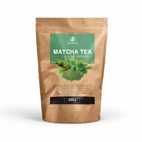 Allnature Premium Matcha Tea 250 g