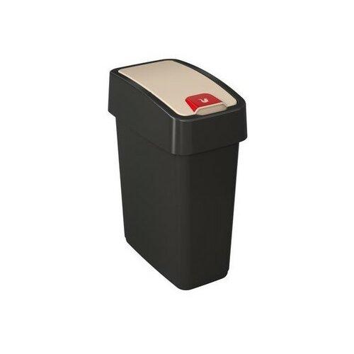 Keeper Odpadkový koš Mange 10 l, černá