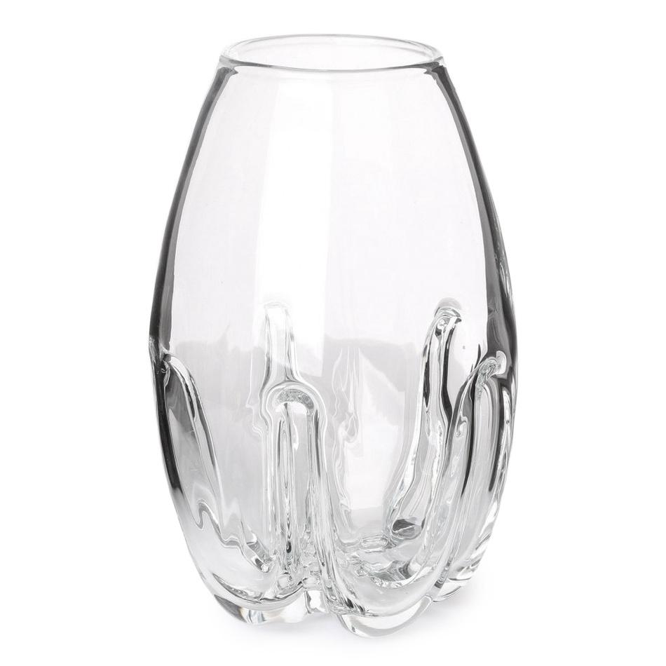 Altom Skleněná váza Irene, 23 cm