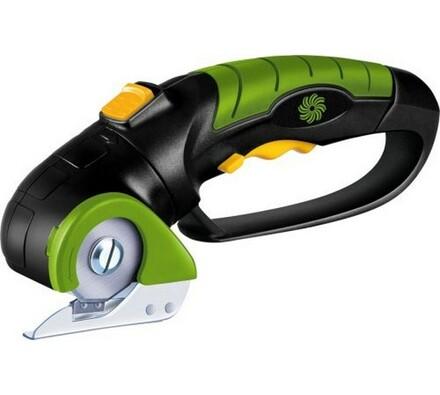 Univerzální akumulátorový nůž, FDN 1001-A, Fieldmann, černá + zelená